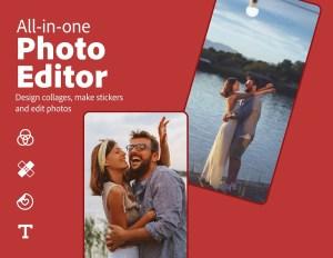 Adobe Photoshop Express:Photo Editor Collage Maker 7.4.838 Screen 6
