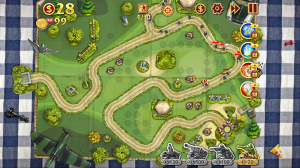 Android Toy Defense - Tower Defense Screen 4