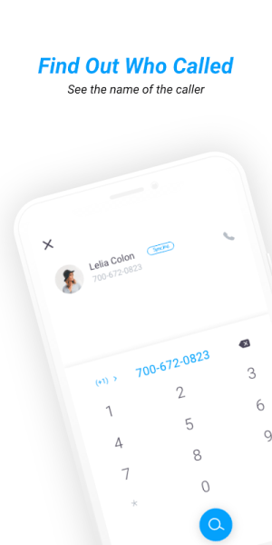 Sync.ME - Caller ID, Spam Call Blocker & Contacts 4.32.2 Screen 4