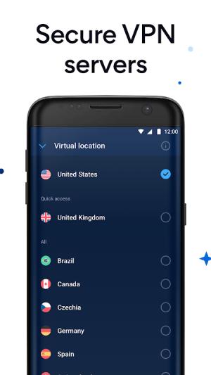 Hotspot Shield Free VPN Proxy & Wi-Fi Security 7.3.2 Screen 3
