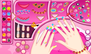 Fashion Nail Salon 6.644 Screen 1