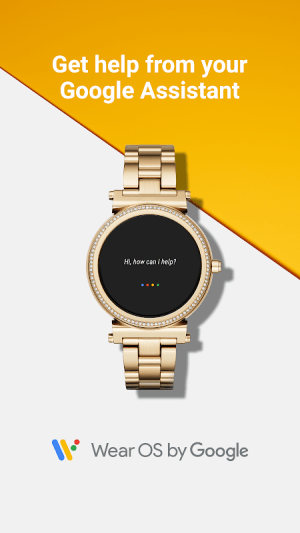 Wear OS by Google Smartwatch (was Android Wear) 2.10.0.188487362 Screen 4