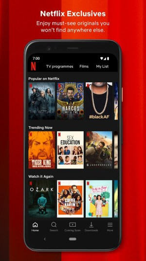 Netflix 7.84.1 build 28 35243 Screen 9
