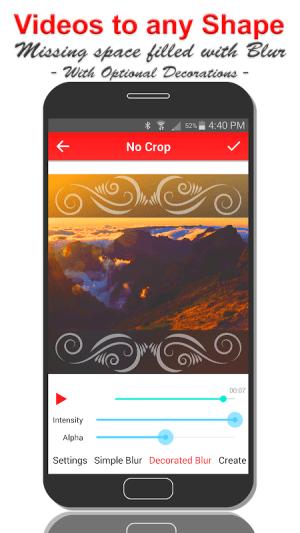 Video Crop & Trim 2.2.9 Screen 5