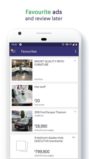 Kijiji: Buy, Sell and Save on Local Deals 9.4.1 Screen 4
