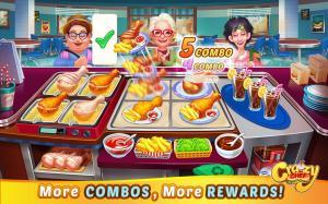 Crazy Chef: Craze Fast Restaurant Cooking Games 1.1.13 Screen 2