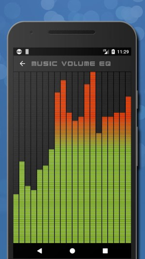 Music Volume EQ — Equalizer Bass Booster Amplifier 4.81c Screen 10