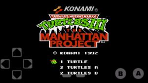 Android NES Emulator Screen 2