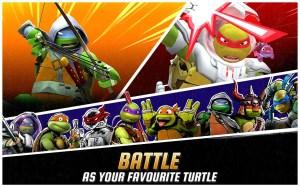 Ninja Turtles: Legends 5.9 Screen 4
