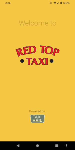 Red Top Taxi 6.0.18 Screen 1