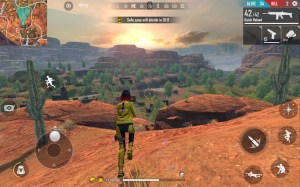 Android Garena Free Fire: Kalahari Screen 2