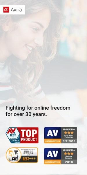 Avira Antivirus 2020 - Virus Cleaner & VPN 6.4.1 Screen 4