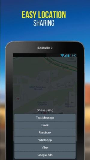 NaviMaps: 3D GPS Navigation 3.0.0 Screen 15