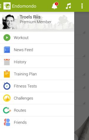 Endomondo Sports Tracker PRO 10.7.1 Screen 14