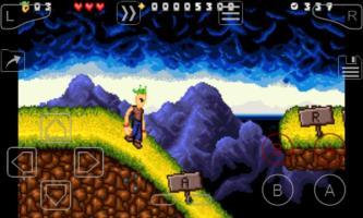 My Boy! - GBA Emulator Screen