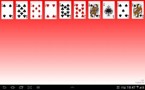 Spider Solitaire Free Game 1.0.4 Screen 3
