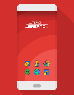 DARKMATTER - ICON PACK 8.5 Screen 7