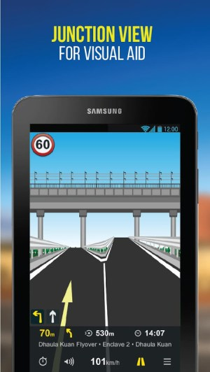 NaviMaps: 3D GPS Navigation 3.0.0 Screen 12