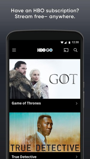 HBO GO: Stream with TV Package 21.0.2.182 Screen 8