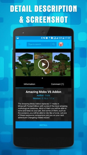Mods & Addons for Minecraft PE 1.13.3 Screen 2