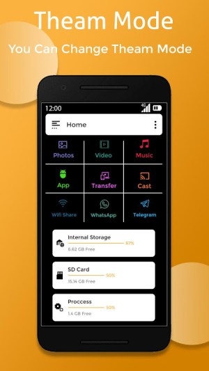 File Manager 2.1.1 Screen 2