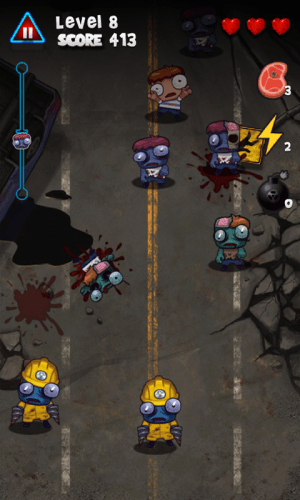 Zombie Smasher 1.10 Screen 2