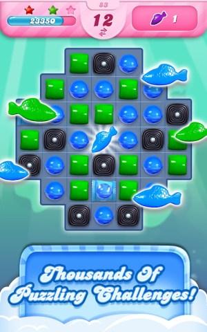 Candy Crush Saga 1.210.2.1 Screen 11