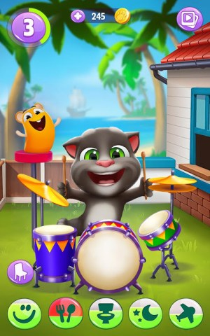 My Talking Tom 2 1.6.1.702 Screen 6