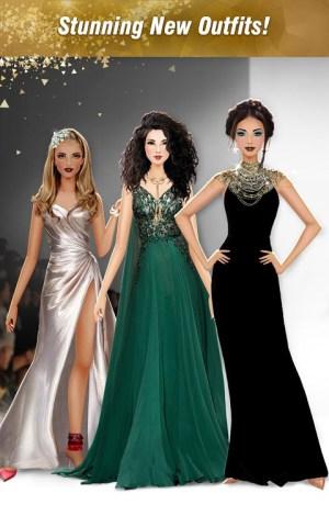 Android International Fashion Stylist: Model Design Studio Screen 4