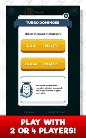 Dominoes Jogatina: Classic and Free Board Game 4.6.0 Screen 11