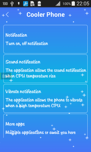 Cooler Phone for Samsung 1.0.4 Screen 5