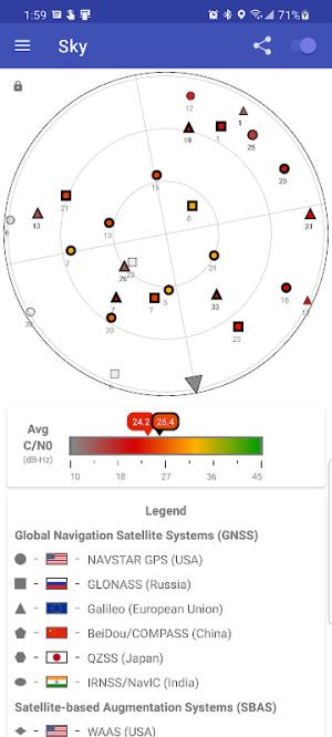 GPSTest 3.9.14 Screen 5