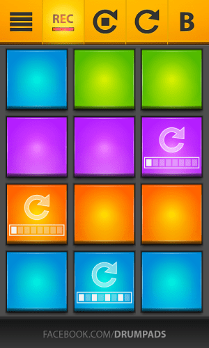 Drum Pads 24.apk 1.2.6 Screen 3