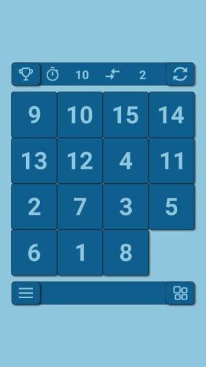 15 puzzle 2.1 Screen 13
