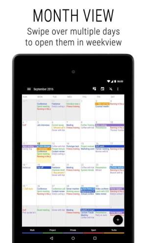 Business Calendar 2 Pro・Agenda, Planner, Organiser 2.37.4 Screen 8