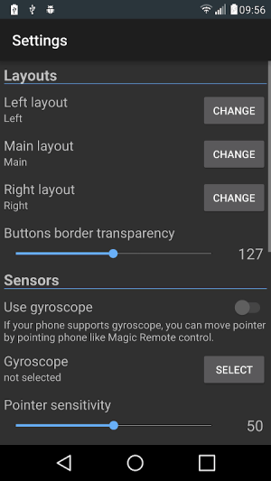 LG webOS Magic Remote 2.3 Screen 2