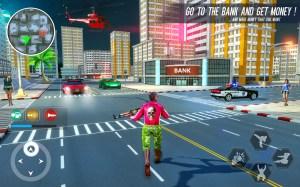 Grand Crime Simulator 2021 – Real Gangster Games 1.3 Screen 1