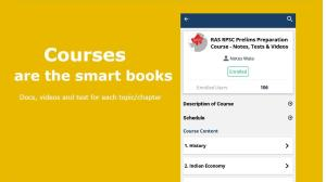 RPSC App 2019: Rajasthan RAS Preparation Guide, GS 2.1.6_rpsc Screen 9
