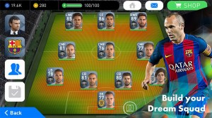 Pro Evolution Soccer 2019 Mobile 1 Screen 14