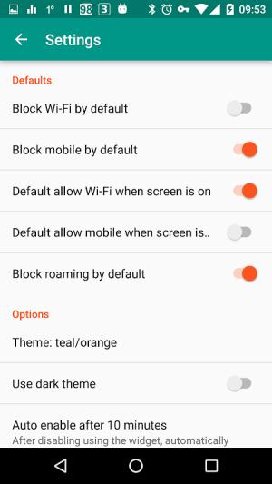 NetGuard - no-root firewall 2.289 Screen 5