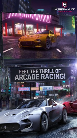 Asphalt 9: Legends - Epic Arcade Car Racing Game 2.4.7a Screen 8