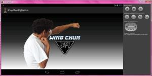 Android Wing Chun: Siu Nin Tao Screen 1