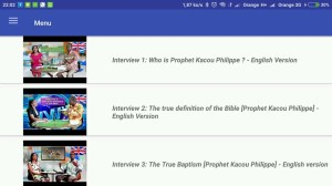 Prophet Kacou Philippe (Official) 5.9.0 Screen 11