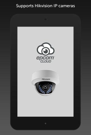 Epcom Cloud - Video Surveillance IP Cameras 8.1.2 a(590) Screen 6