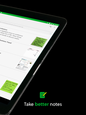 Evernote - stay organized. 8.12.5 Screen 3