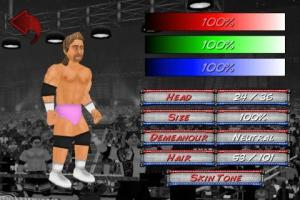 Android Wrestling Revolution Screen 2