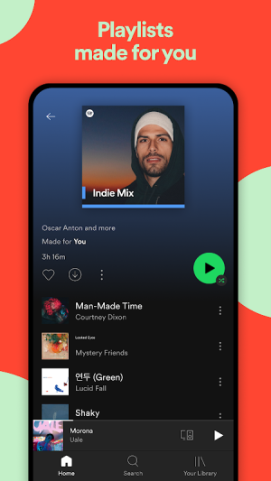 Spotify: Free Music and Podcasts Streaming 8.6.56.867 Screen 6
