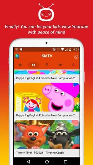 net.studio7.kidTV 1.1.5 Screen 5
