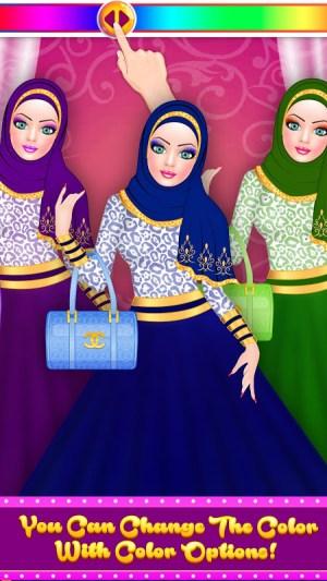 Hijab Fashion Doll Dress Up 1.2 Screen 9