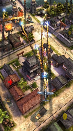 AirAttack 2 - WW2 Airplanes Shooter 1.4.2 Screen 2